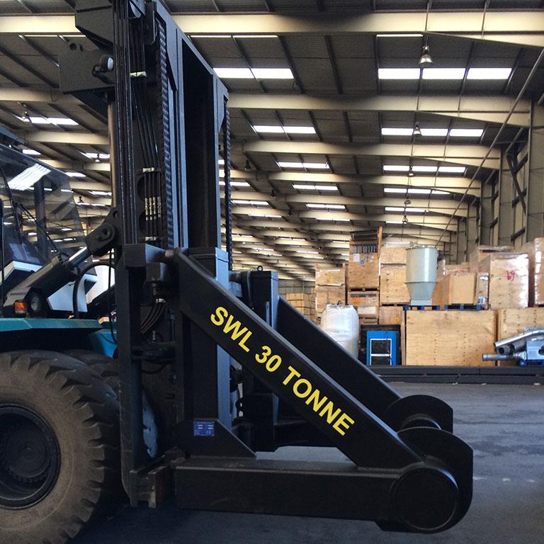 Forklift Truck Attachments
