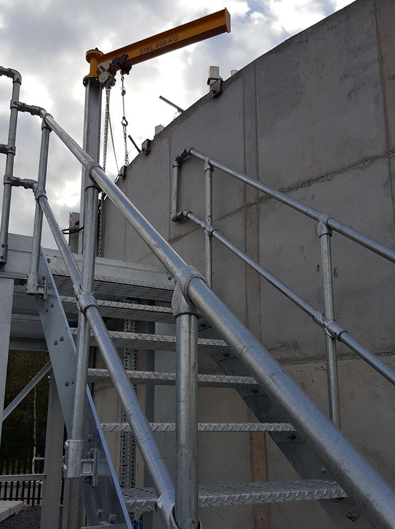Installation Engineering Safer Solutions