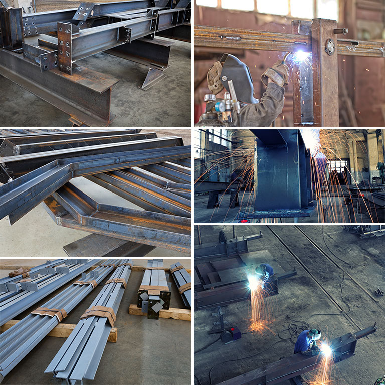 Guaranteed Structural Steelwork Quality