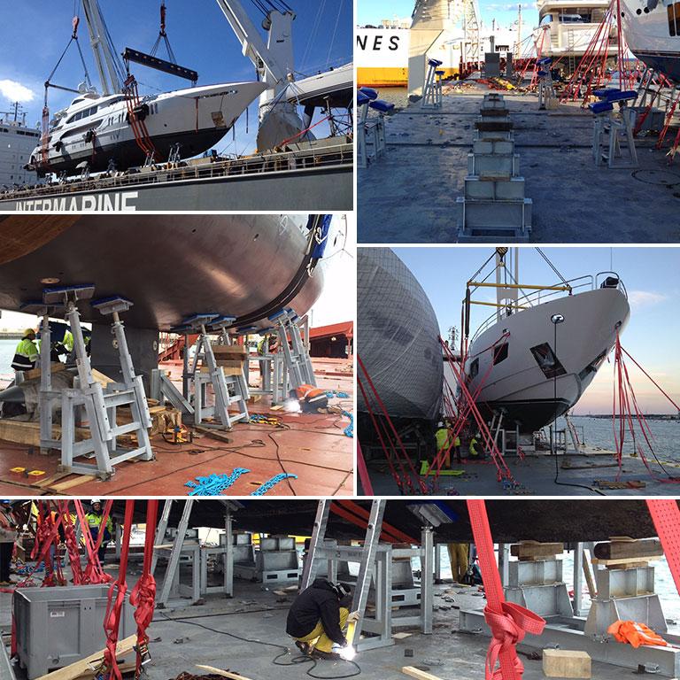BigRig Super Yacht